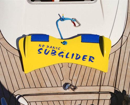 Subglider No panic