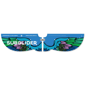Subglider Wing Blue