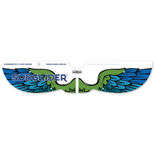 Subglider Wing Green