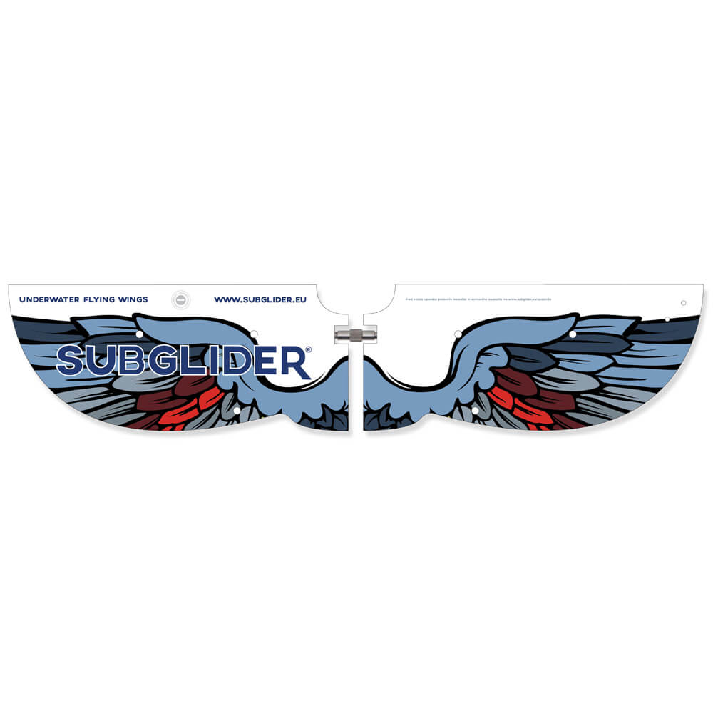 Subglider Wing White