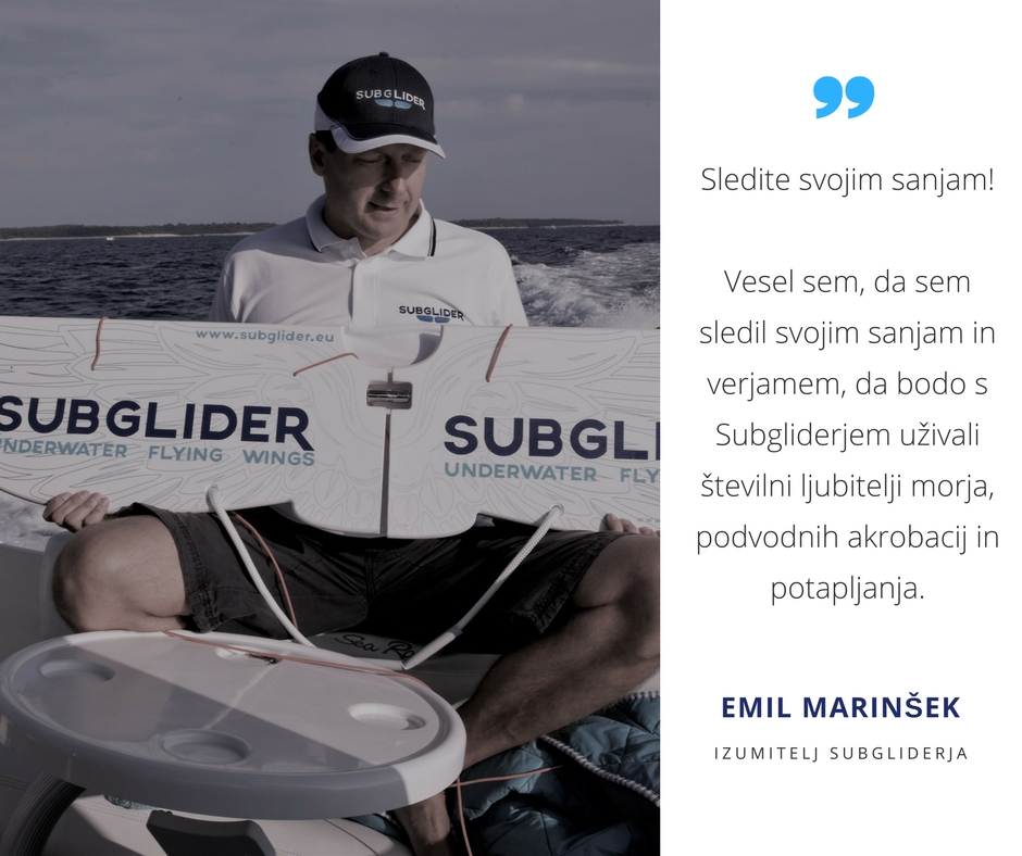 Zgodovina Emil Marinšek